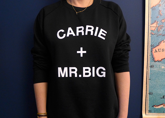 carrie-mr big