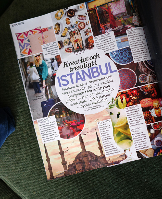 family living istanbul tips